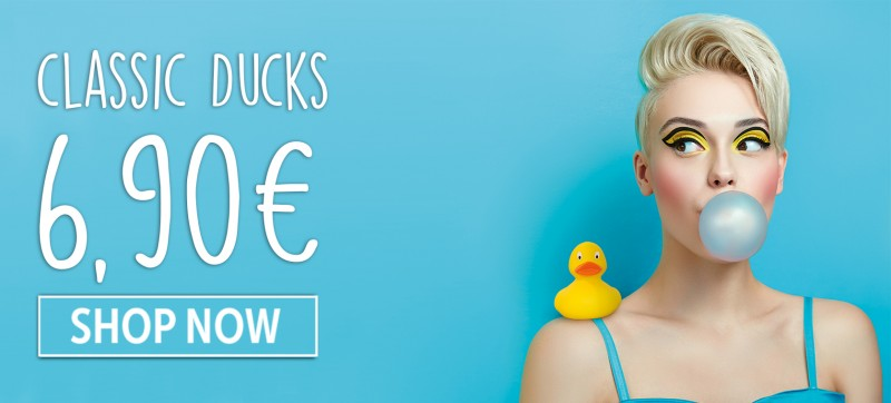 LILALU - Rubber Ducks, classic ducks