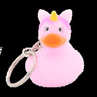 Schlüsselanhänger Einhorn, pink - design by LILALU