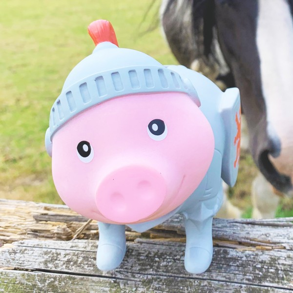 LILALU BIGGYS piggy bank Knight on a range