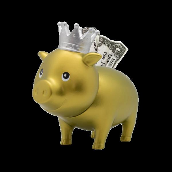 LILALU BIGGYS Sparschwein Goldy