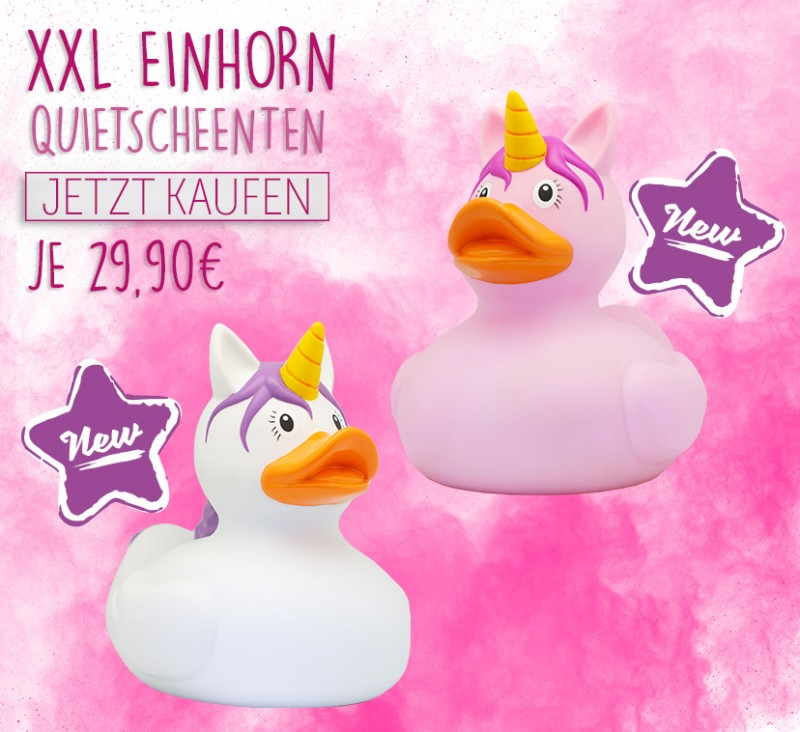 LILALU - SHARE HAPPINESS - XXL Enten