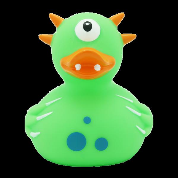 Monster Ente, grün