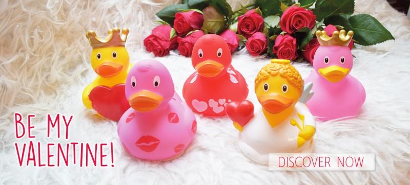 LILALU - ducks and BIGGYS for valentinsday