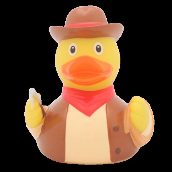 Cowboy duck - design by LILALU