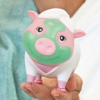 LILALU BIGGYS Sparschwein Wellness in der Hand