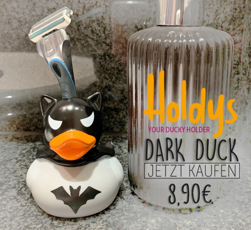 Holly Dark Duck - designed by LILALU