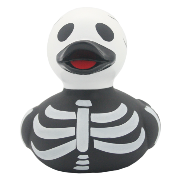 Skeleton duck