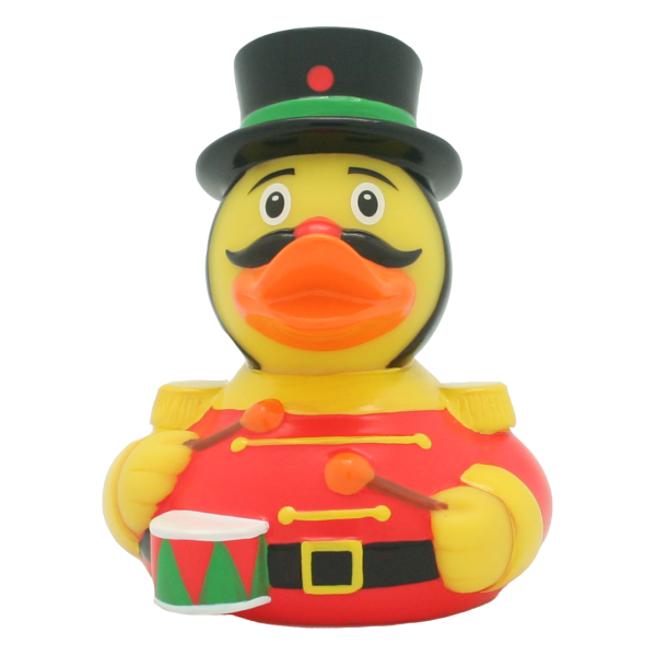 Nut cracker duck