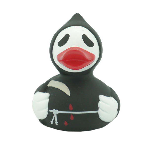 The Grim Reaper duck