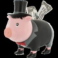 Groom Piggy Bank, BIGGYS