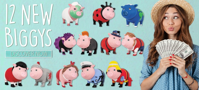 12 new BIGGYS - design by LILALU