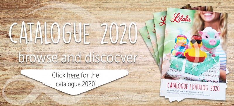 LILALU - SHARE HAPPINESS - Our new catalogue 2020
