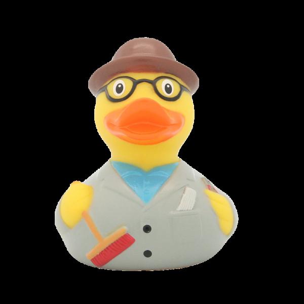 Hausmeister Ente
