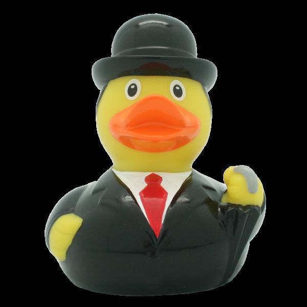 Gentleman duck