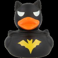 LILALU Dark Duck Quietscheente Frontansicht