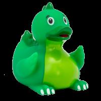 LILALU Quietscheente Dino halbrechts