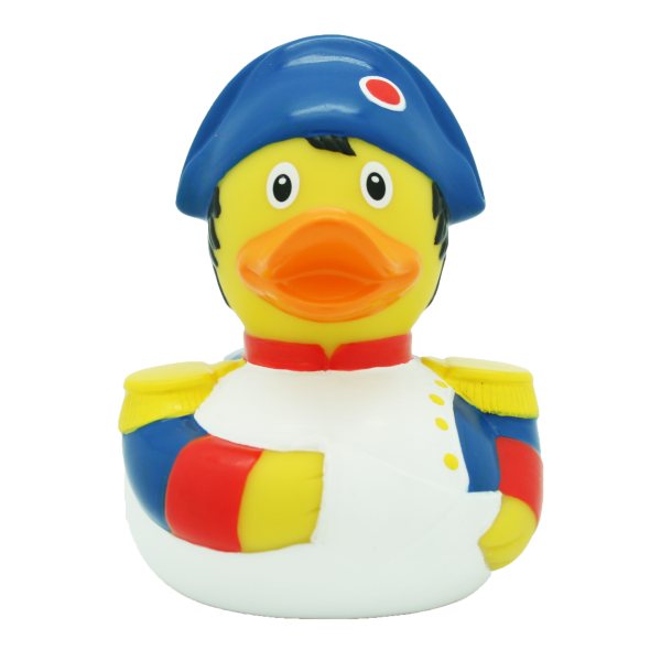 Napoleon duck - design by LILALU