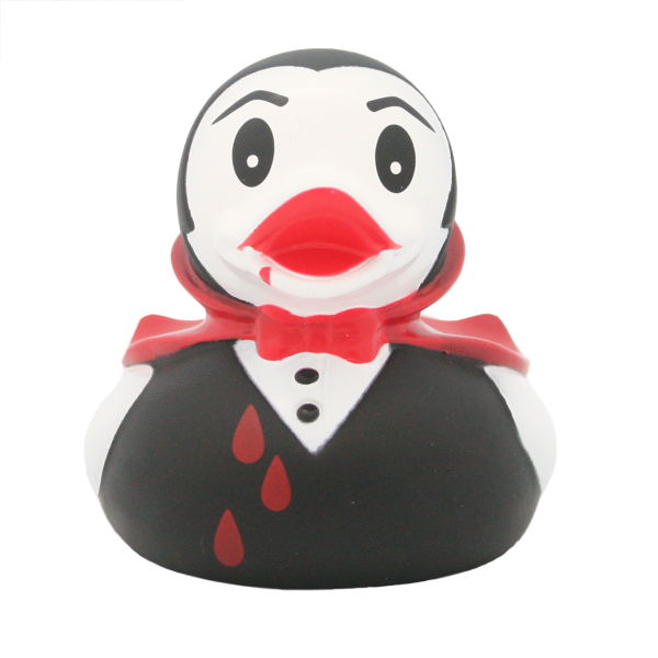 Dracula duck - design by LILALU